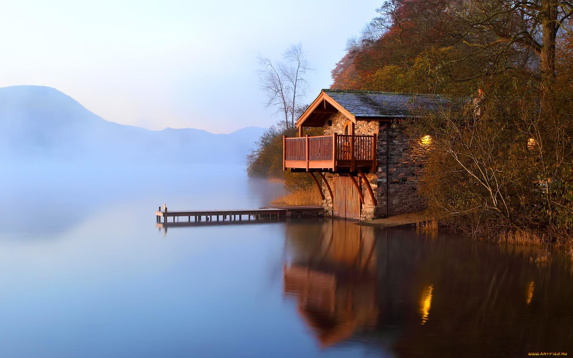 находится фотографии домик у реки кастрюли стали